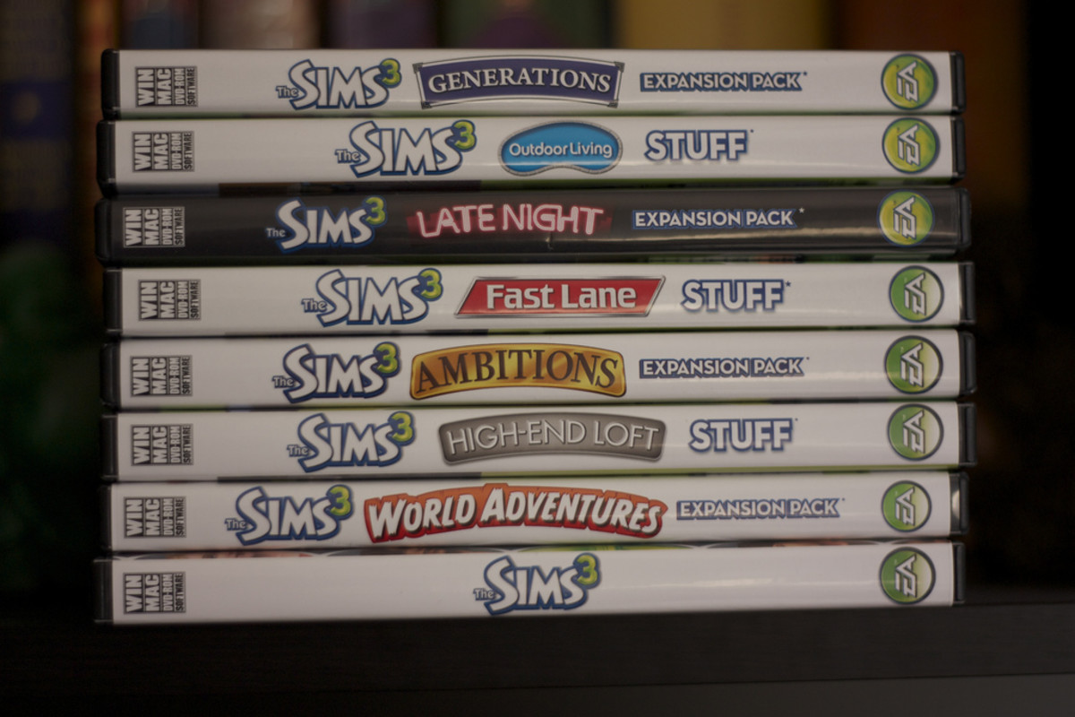 The expansion packs have always been a huge part of what makes The Sims games so fun.