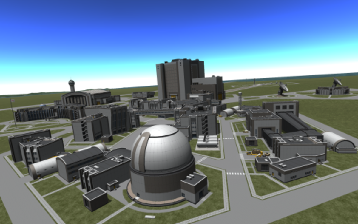 The Kerbal Space Center