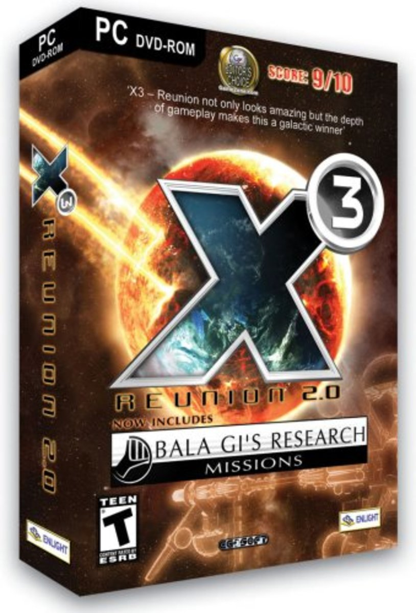 X3: Reunion 2.0 - Bala Gi EXPANSION - Build your own headquarters
