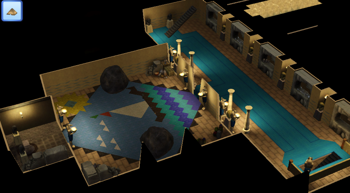 sims 3 world adventures the tomb of the desert ocean. Black Bedroom Furniture Sets. Home Design Ideas
