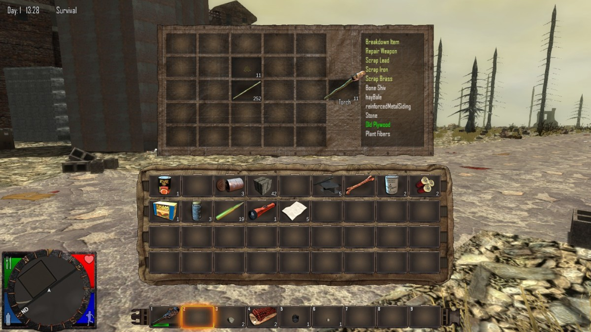 Surviving Your First Night 7 Days To Die New Player Survival Guide Levelskip Video Games