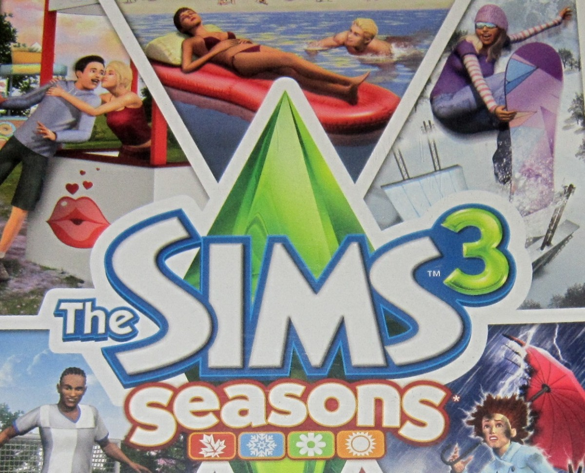 "Break out the swimsuits and the snowboards for the ""Seasons"" expansion."