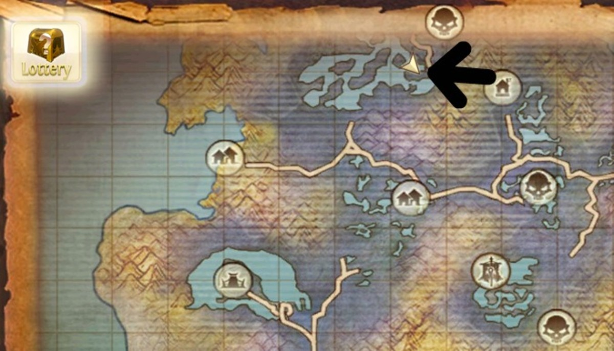 Eoltarbold Mount Location in Swamp of Wyrms