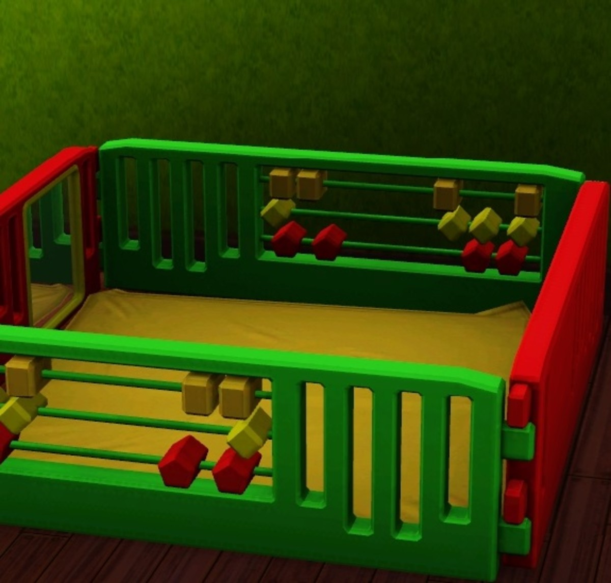 The Sims 3 Head Start Playpen