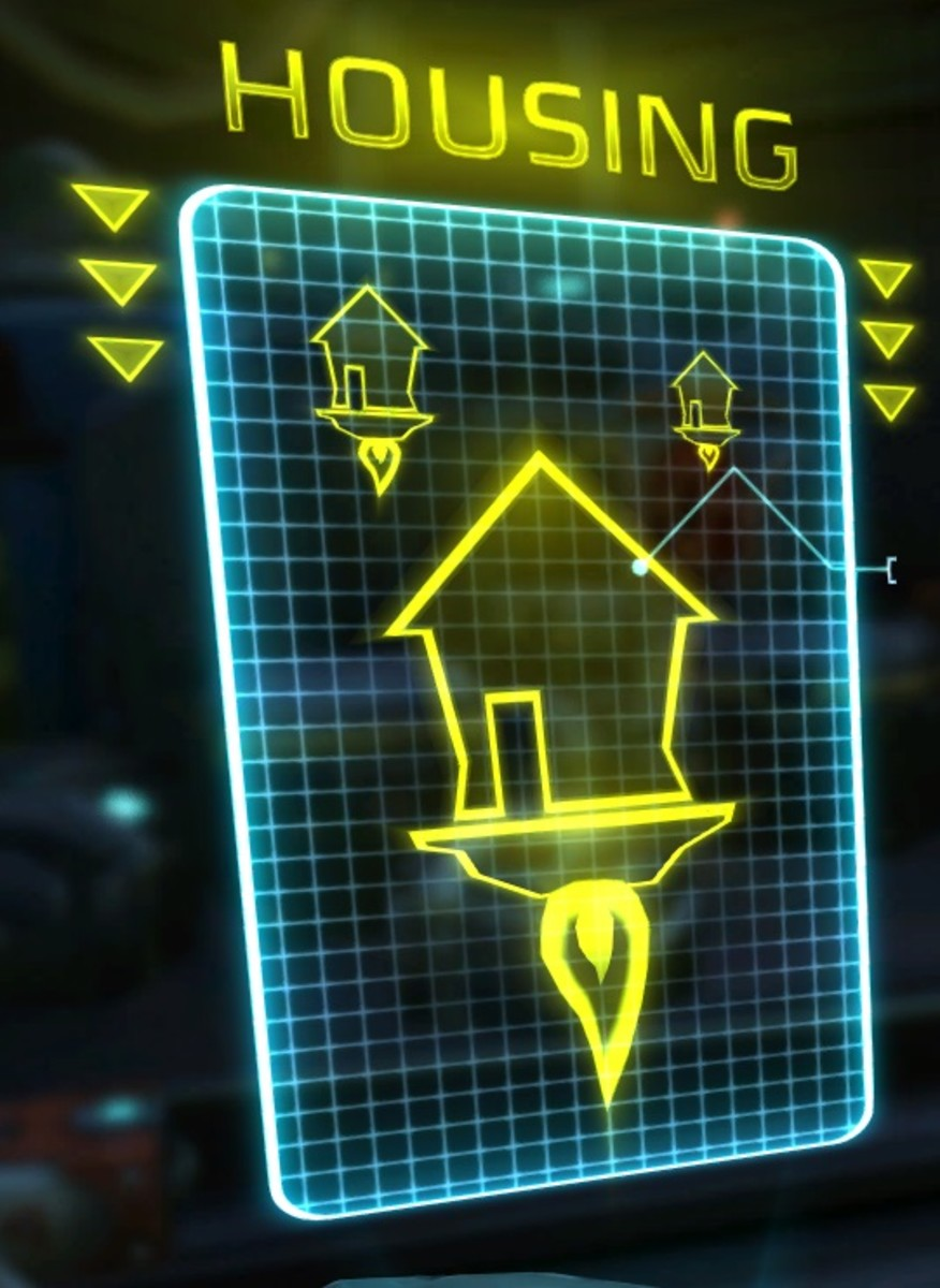 Housing is one of the biggest money sinks in Wildstar.