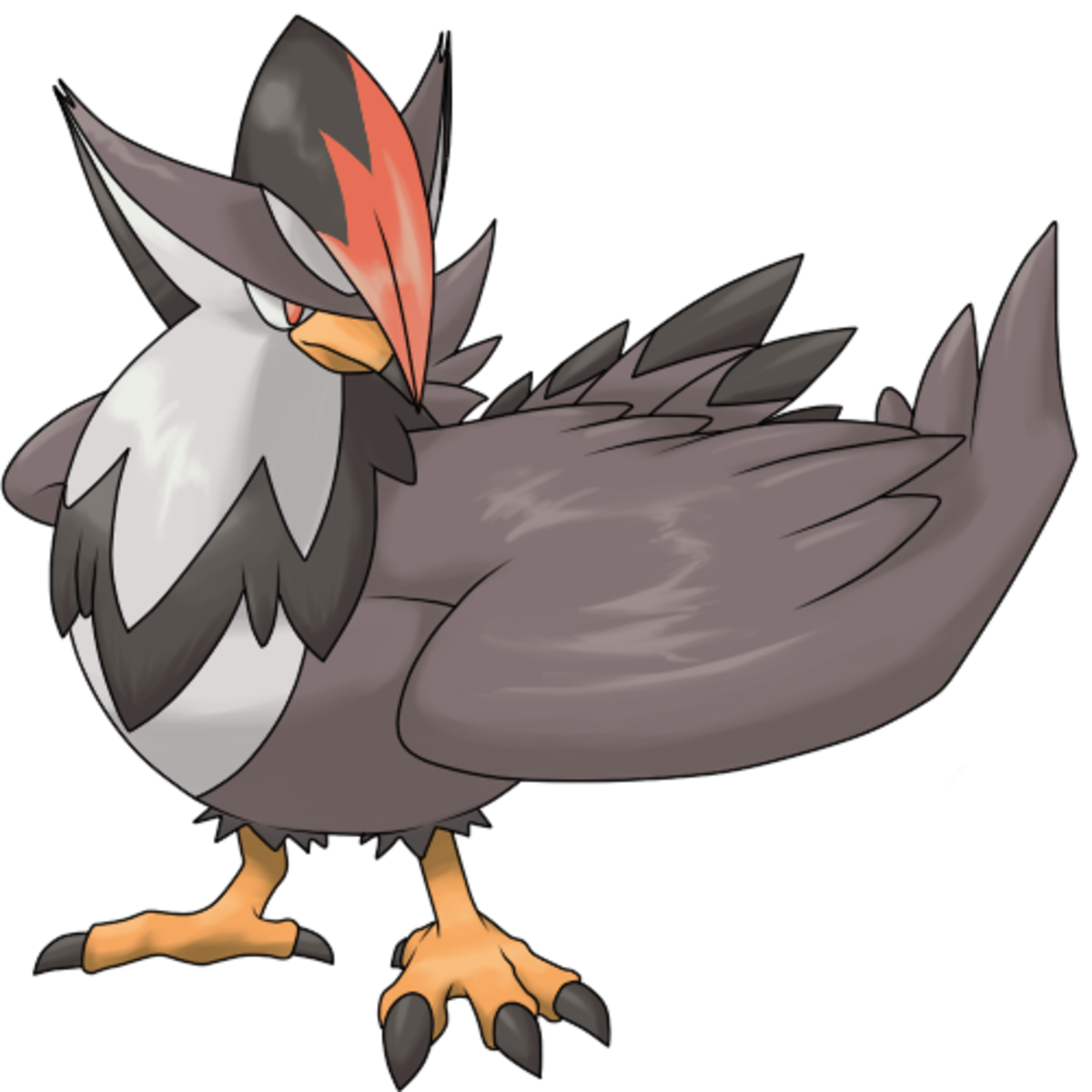 Pokémon of the Week - Staraptor - Serebii.net