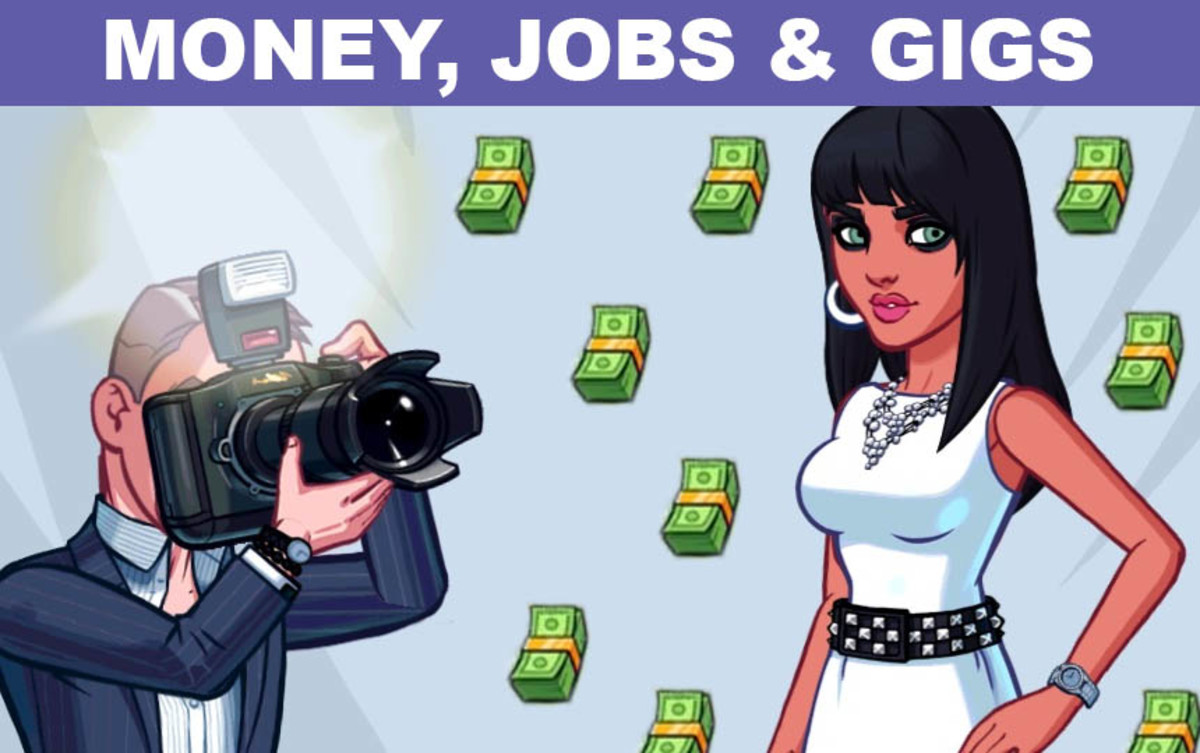 """Kim Kardashian: Hollywood"" game money, job and gig cheats."