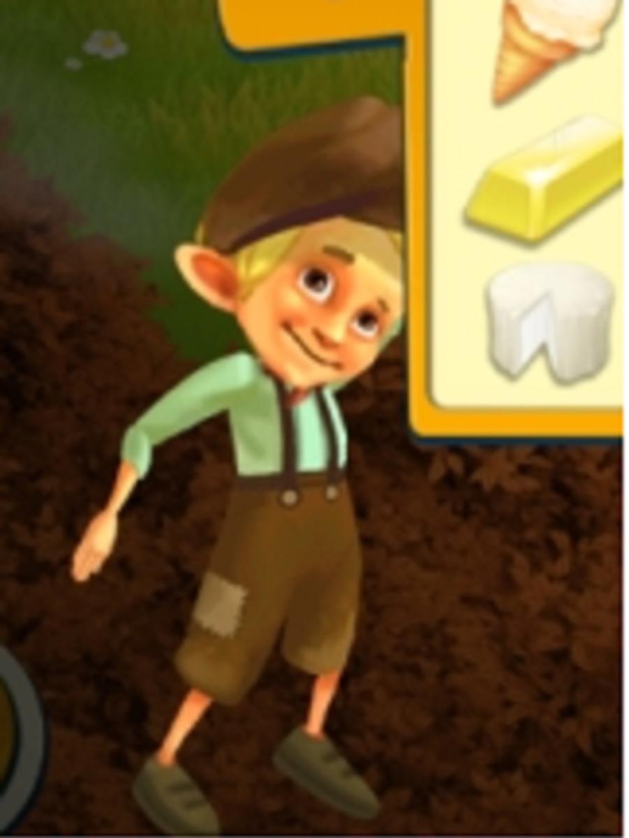 """Tom: The """"Hay Day"""" Errand Boy"""