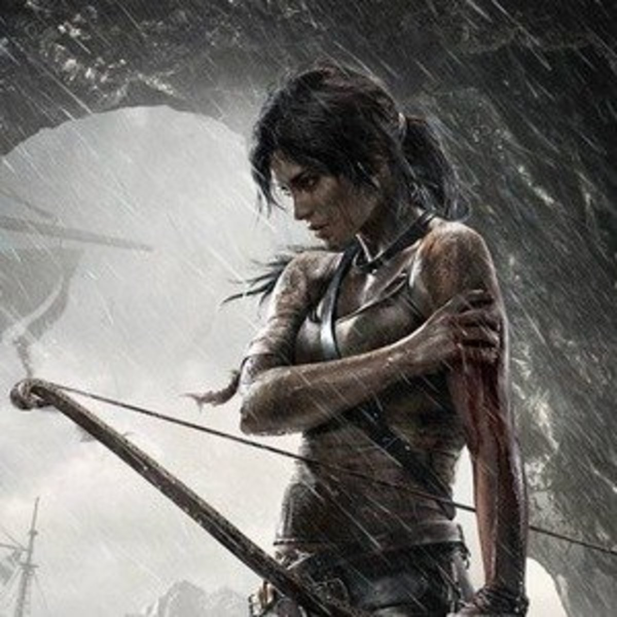 "When people talk about playable female characters, Lara Croft  from ""Tomb Raider"" is often the first person who springs to mind."