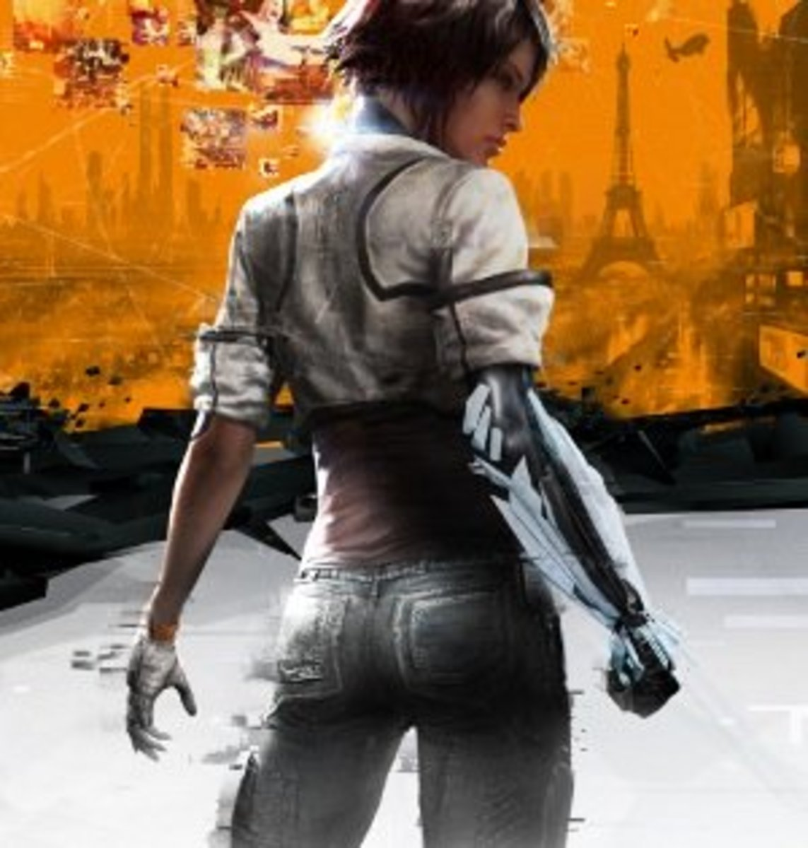 """Remember Me'""  lackluster sales are often pointed to as evidence that female protagonists are bad for business. Portal seemed to do just fine."