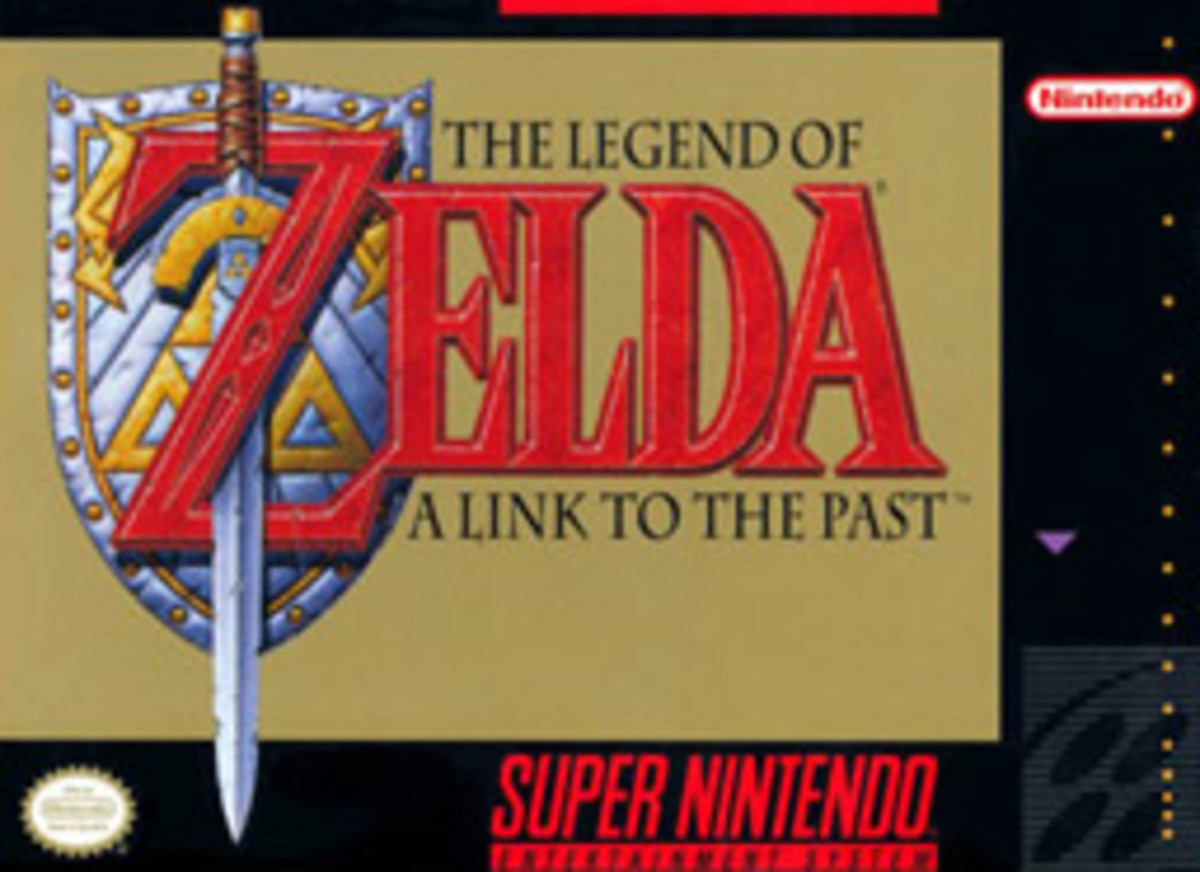 The Legend of Zelda: A Link to the Past (via Wikipedia)