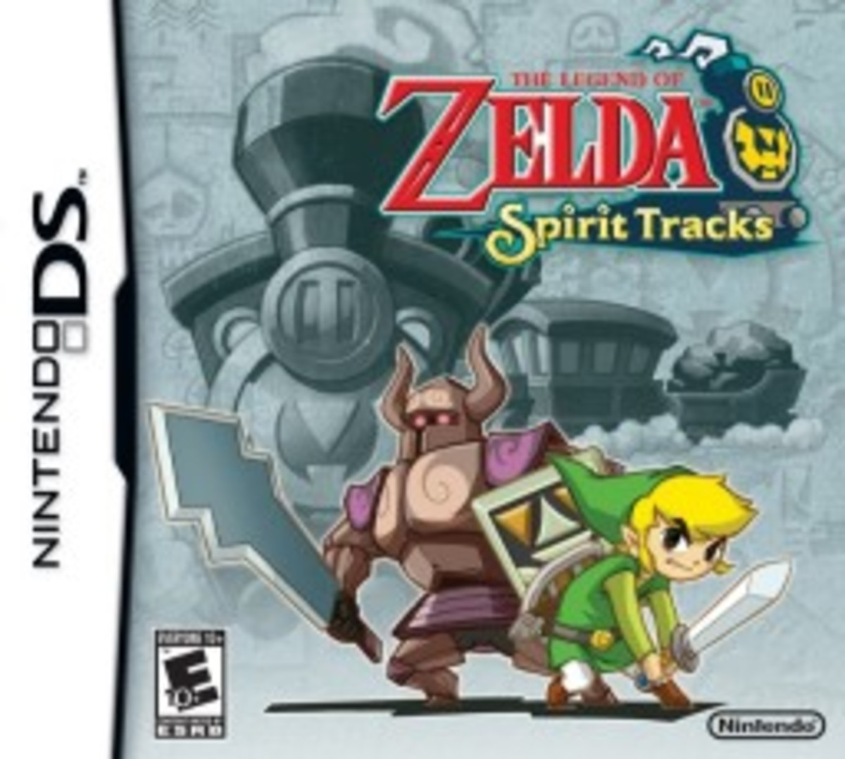 The Legend of Zelda: Spirit Tracks (via Wikipedia)