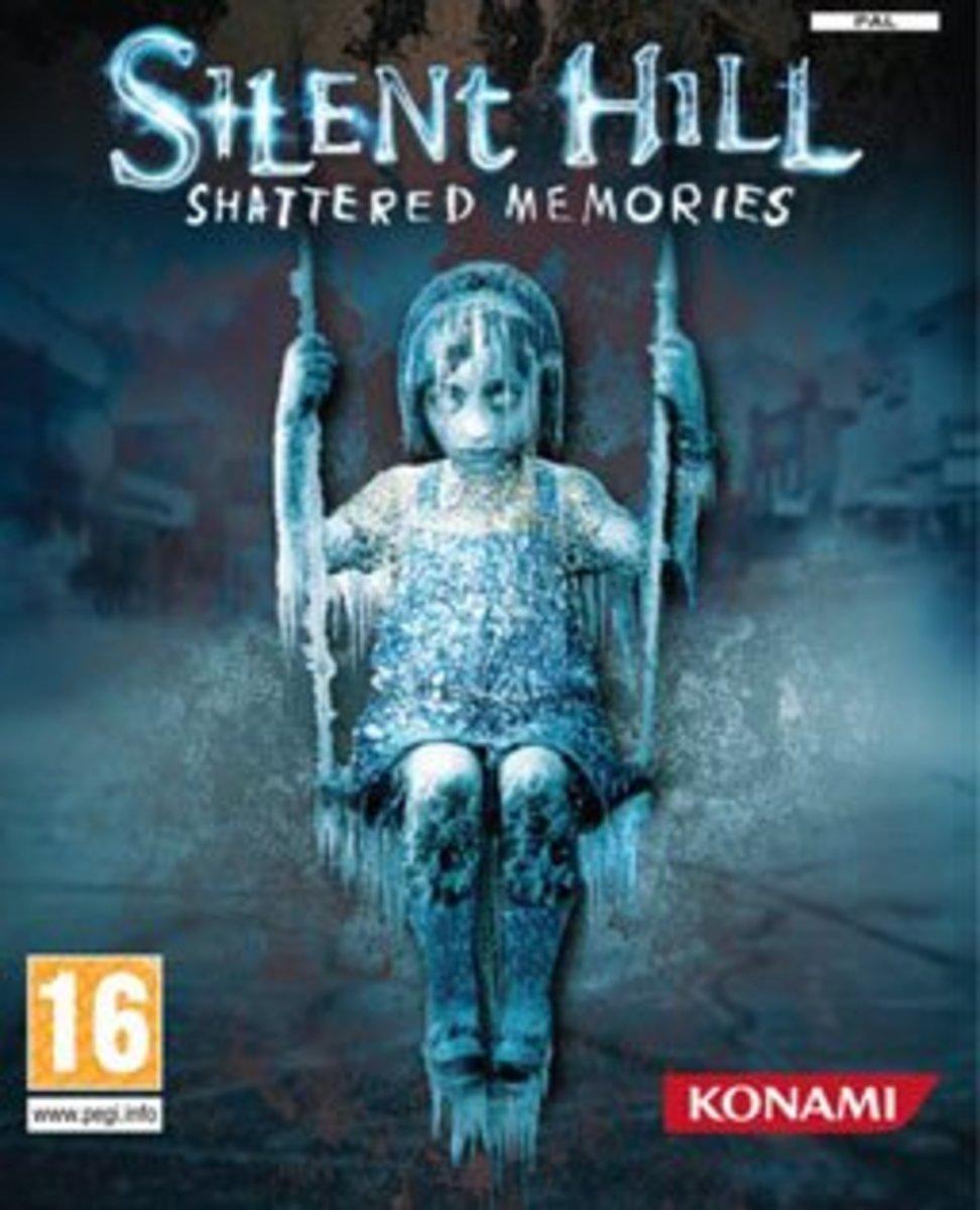 Silent Hill: Shattered Memories Box Art