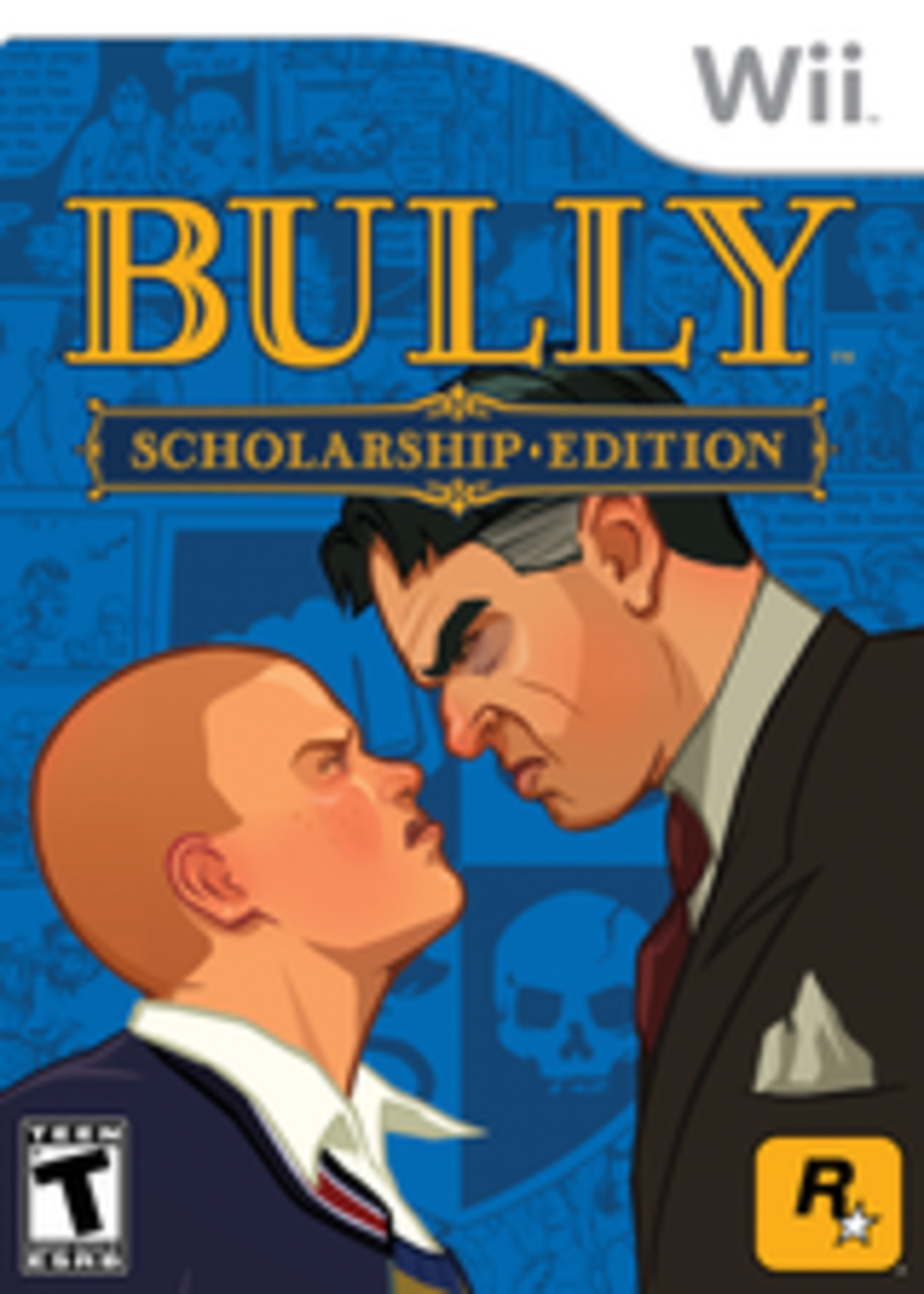 Bully: Scholarship Edition Cover Art