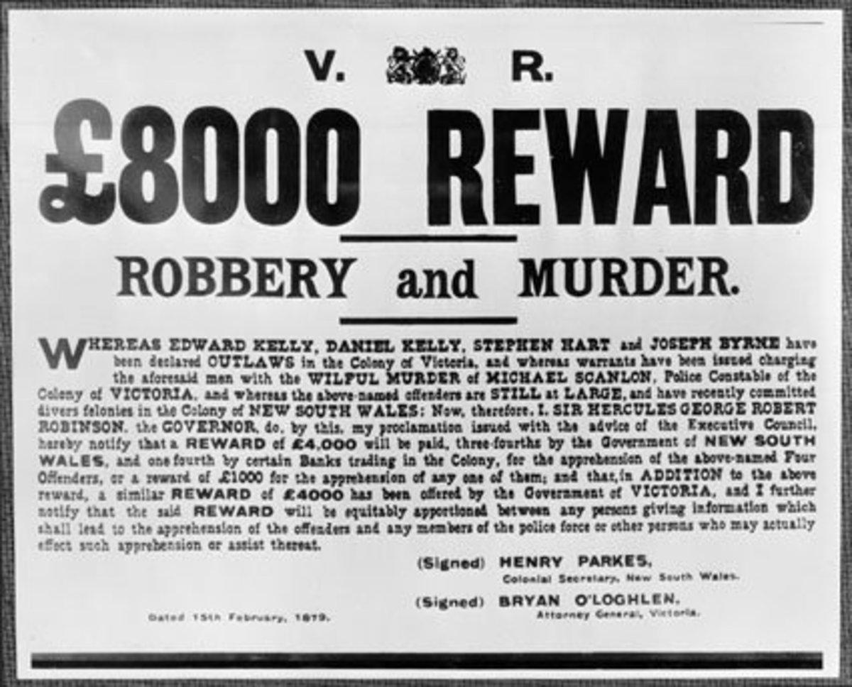 Not that sort of reward...