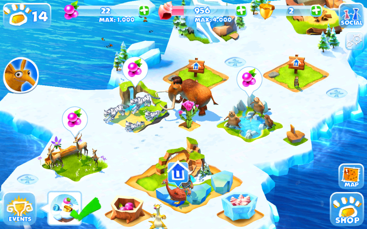 Ice Age Adventures Tips Hints And Tricks Levelskip Video Games