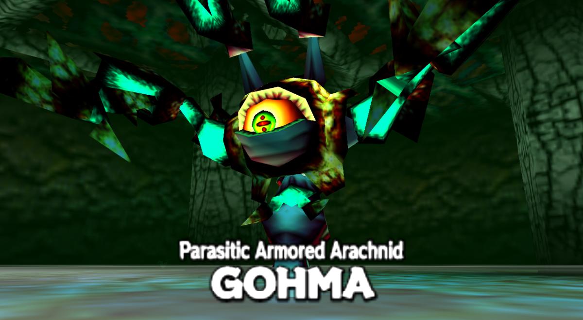 Queen Gohma