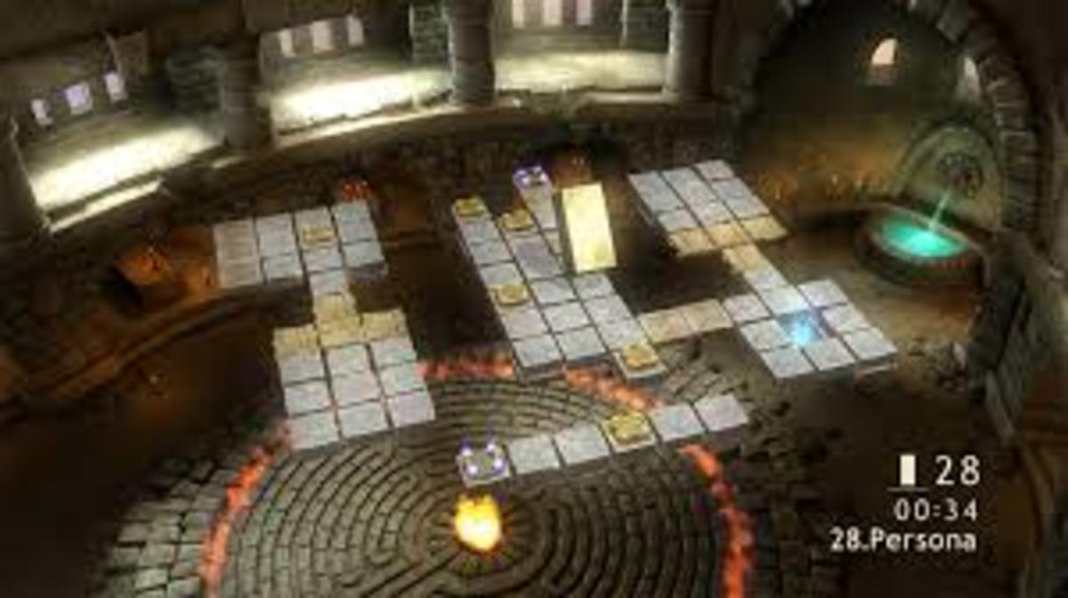 playstation puzzle games