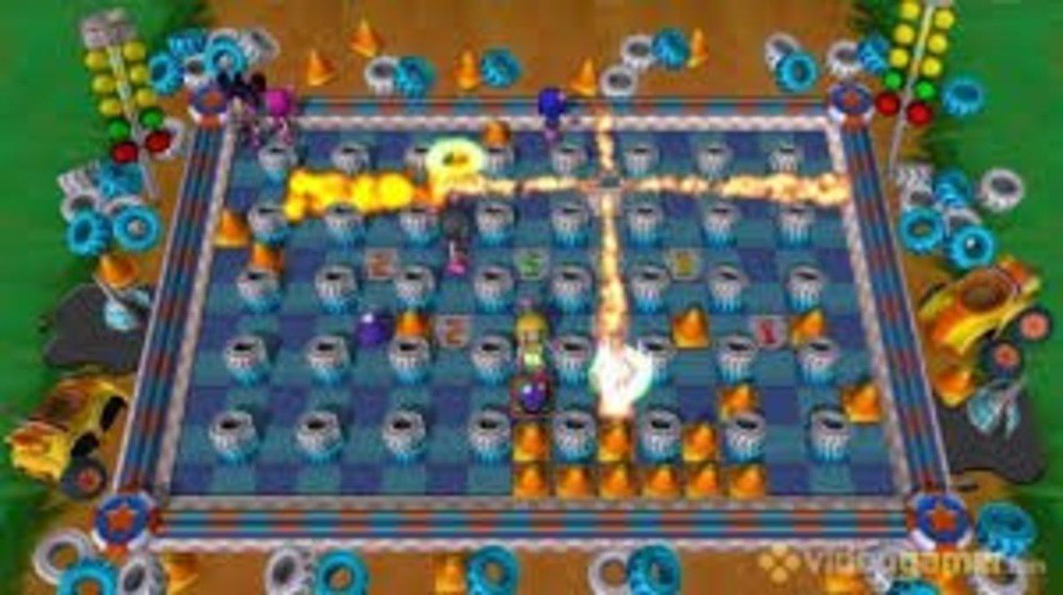 """Bomberman Ultra"""