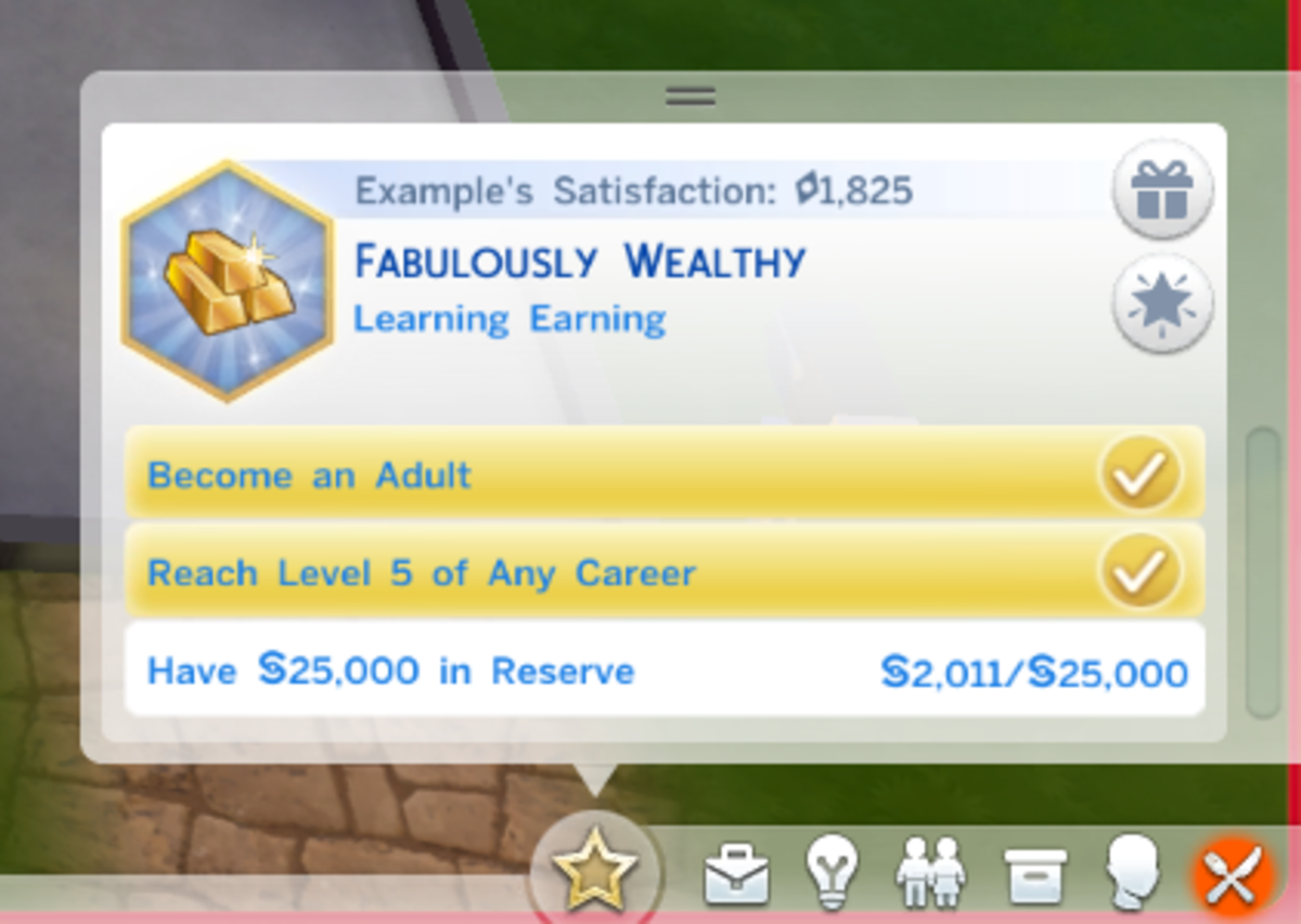 The Sims 4 is copyrighted by Electronic Arts Inc. Images used for educational purposes only.