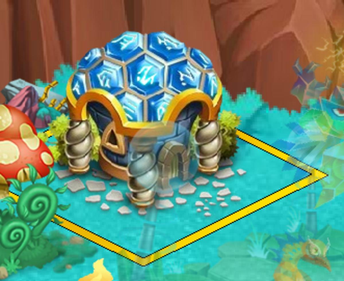 The Runes Building.