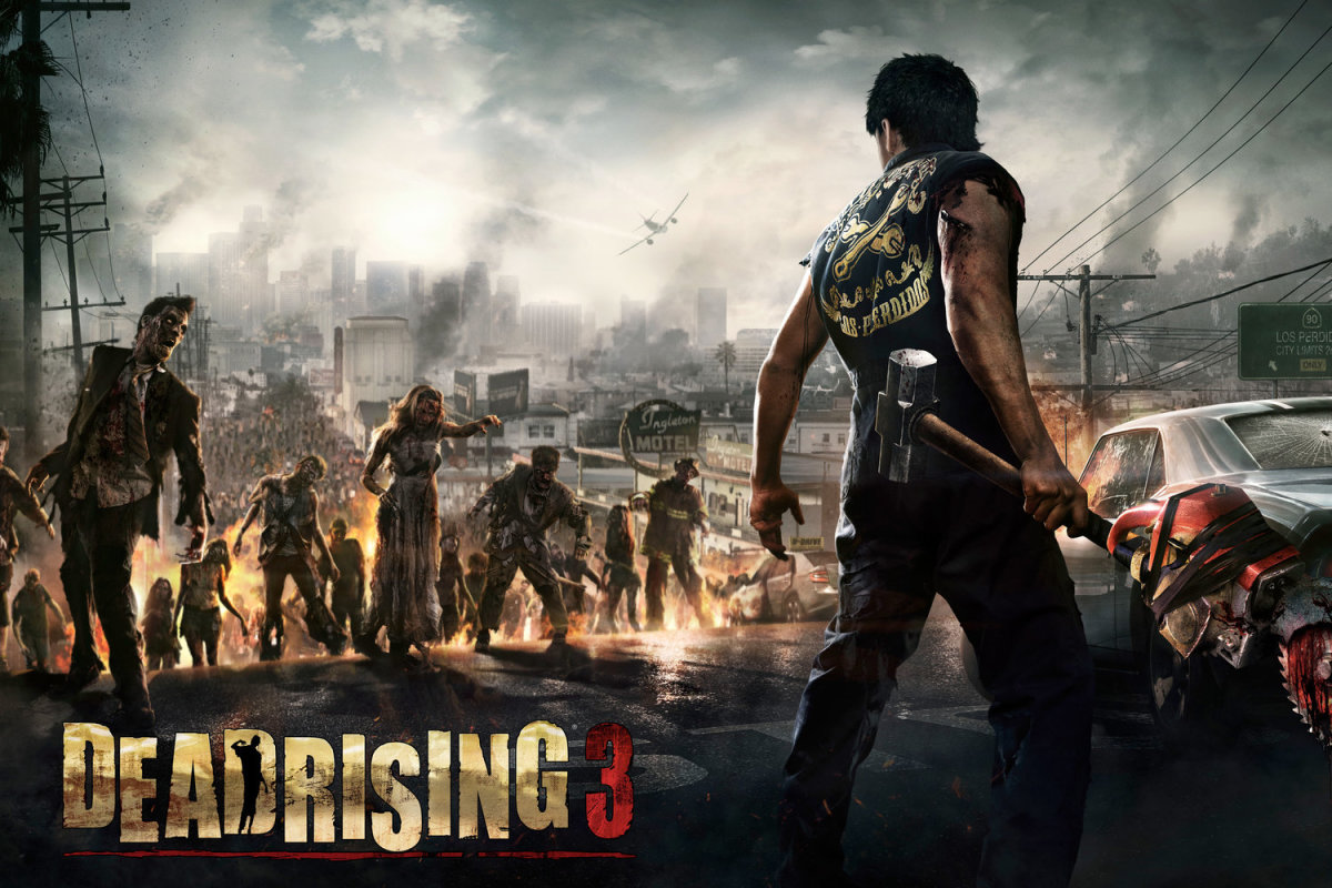 """""""Dead Rising 3"""""""