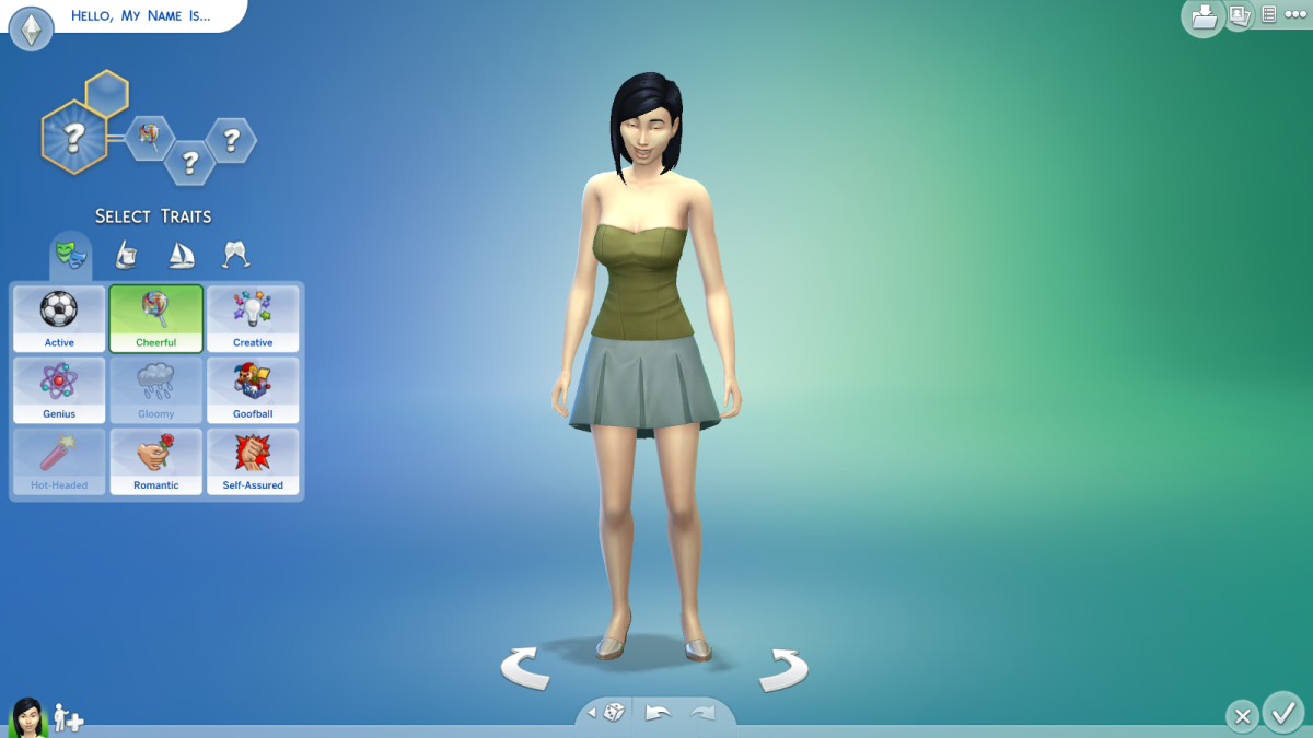 The Popularity Aspiration in The Sims 4.
