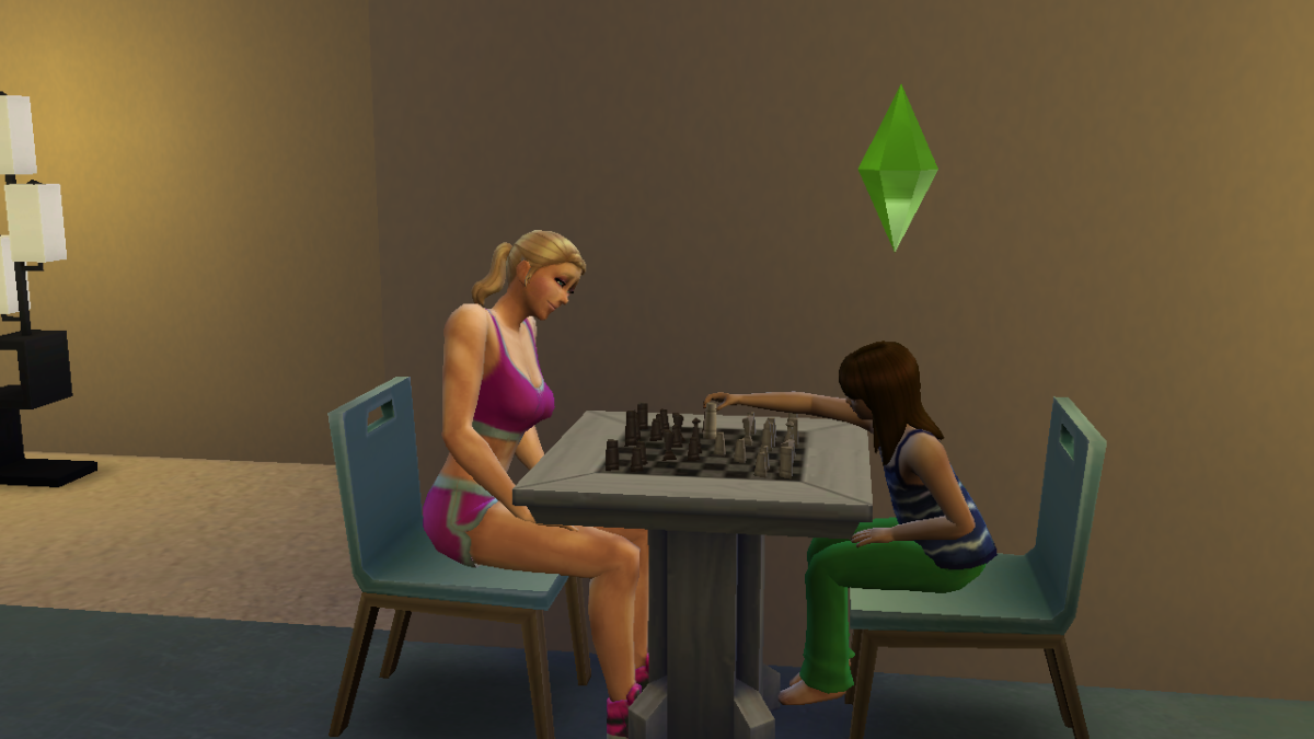 Chess with a friend or parent helps develop two skills at once, Social and Mental