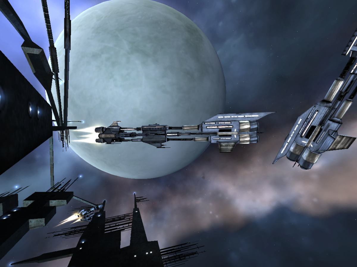 How to make money in Eve Online