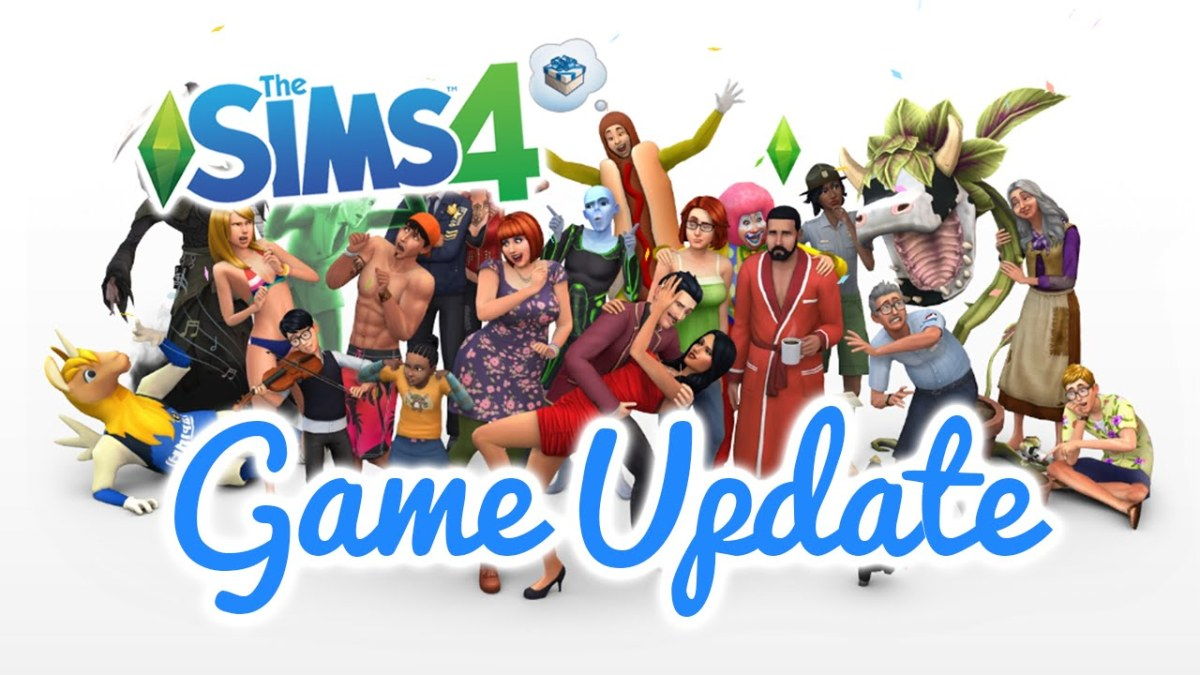 It's been about 2 1/2 years since The Sims 4 was first released, and there have been lots of improvements and new additions since then.