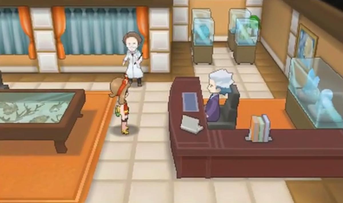 Pokemon Omega Ruby And Alpha Sapphire Walkthrough Part