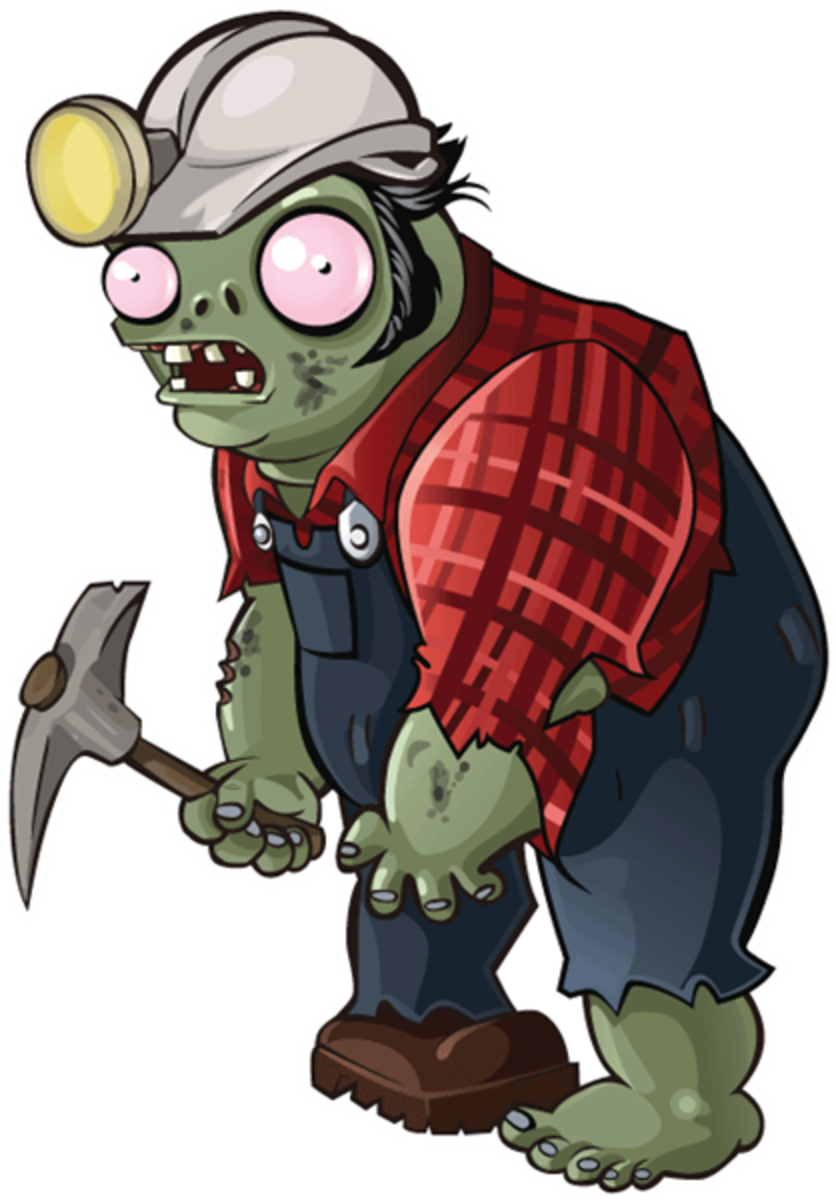 Digger Zombie