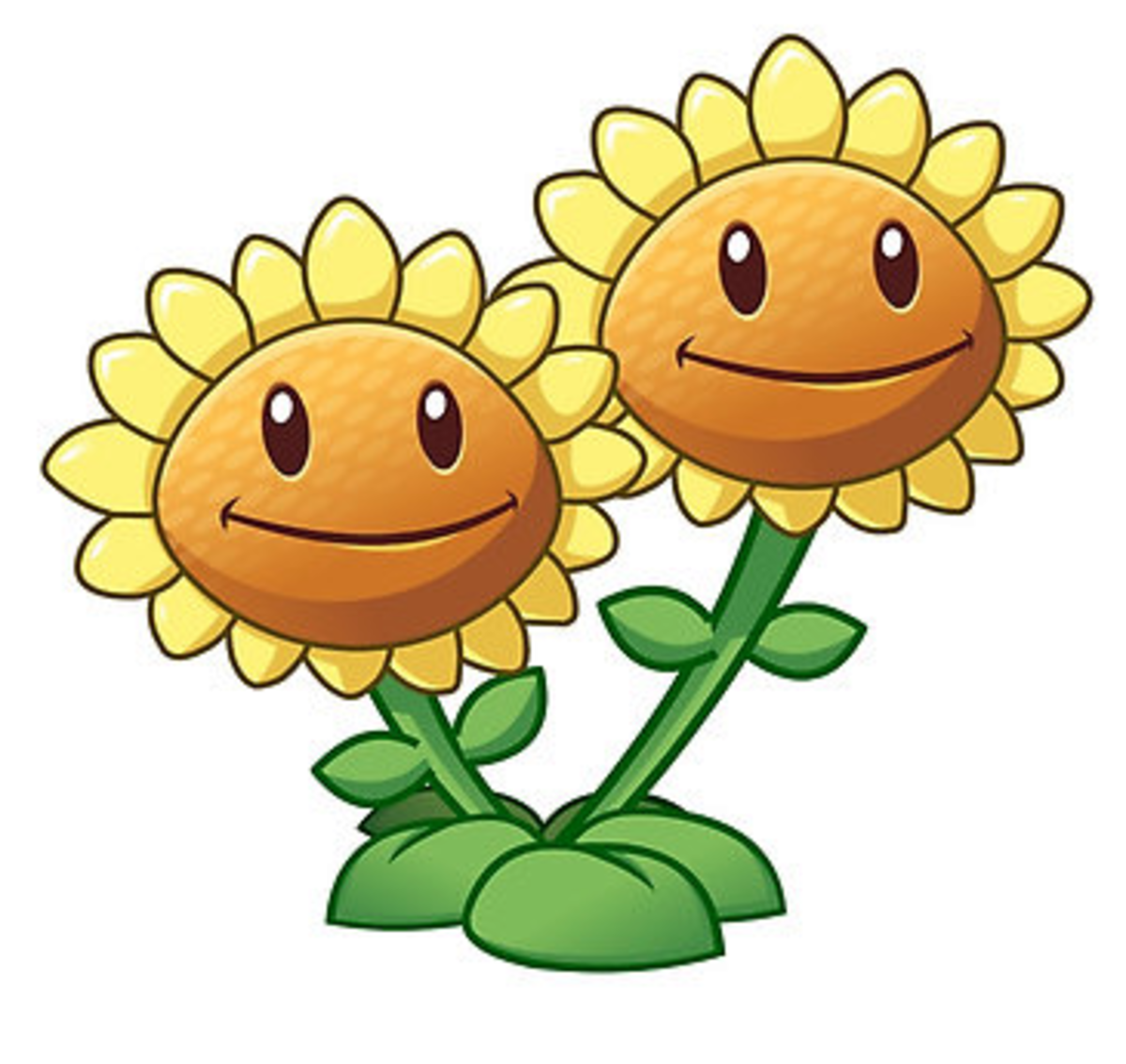 Twin Sunflower