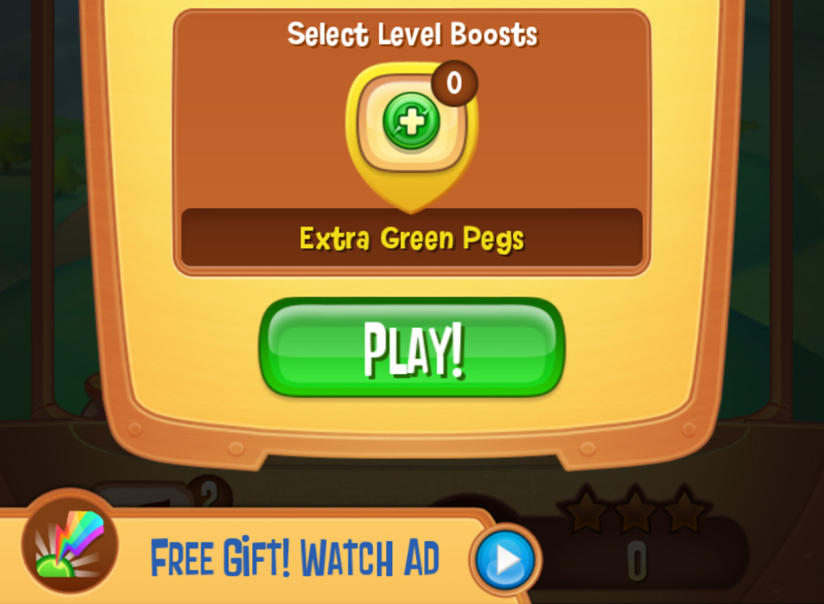 Watch Ads to Get a Free Booster