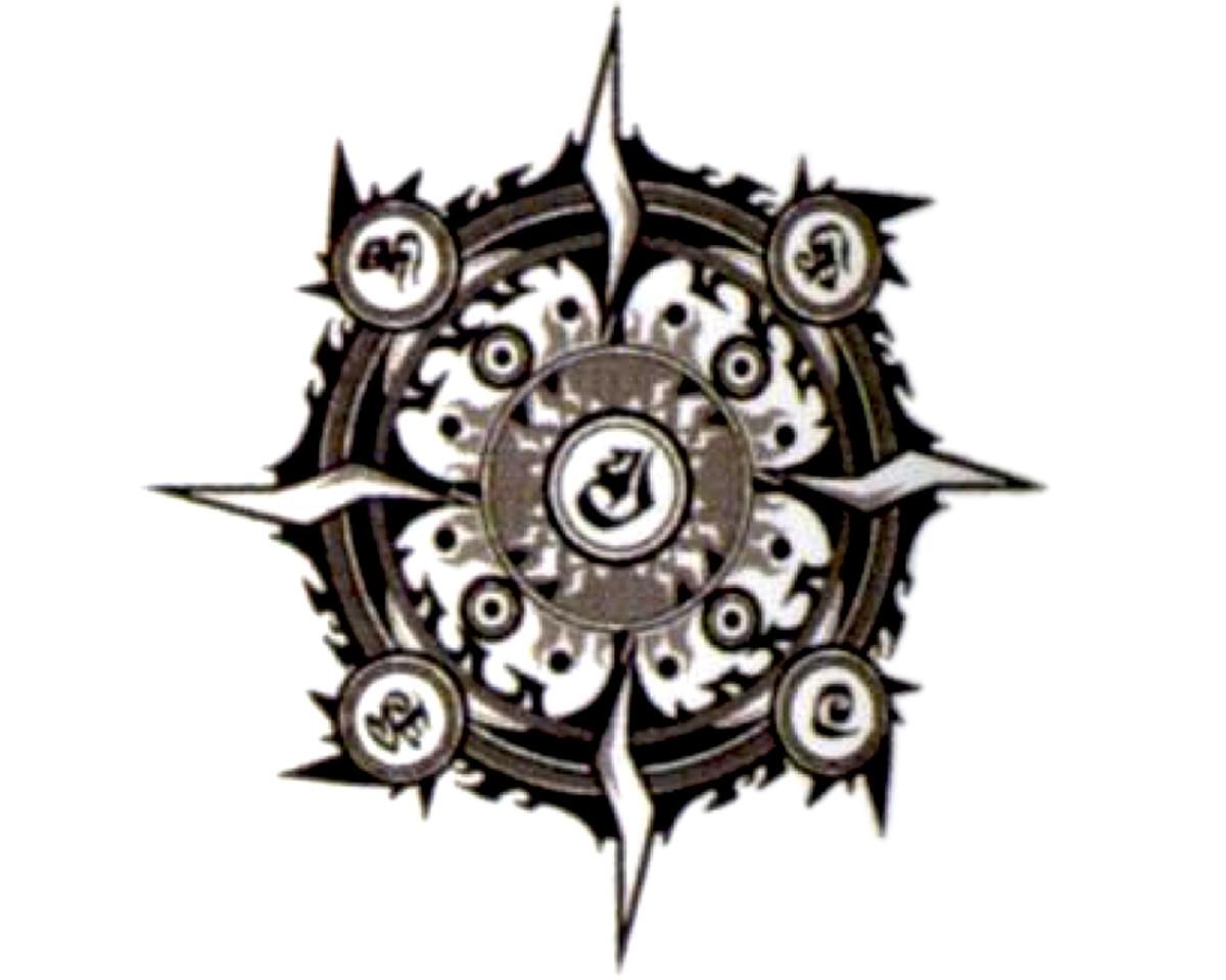 Ixion Glyph