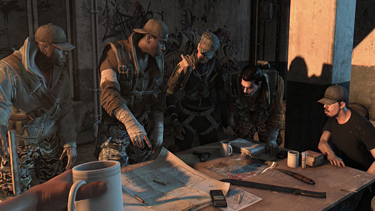 """""""Dying Light"""" Gameplay"""