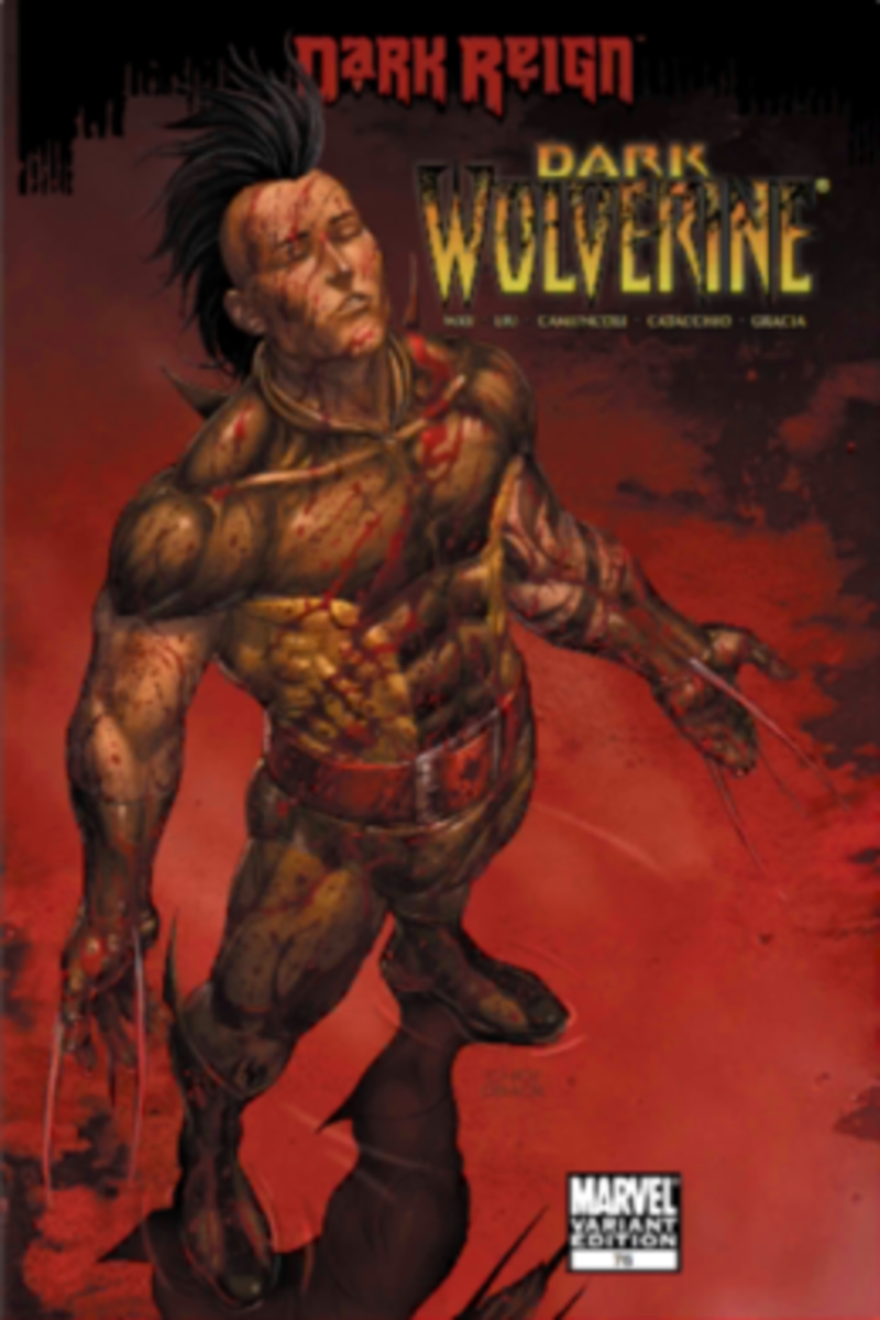 Weighing his cost to fully level up against his passive Strike Tile dropping ability, 2star Daken is possibly the best Wolverine character in MPQ.