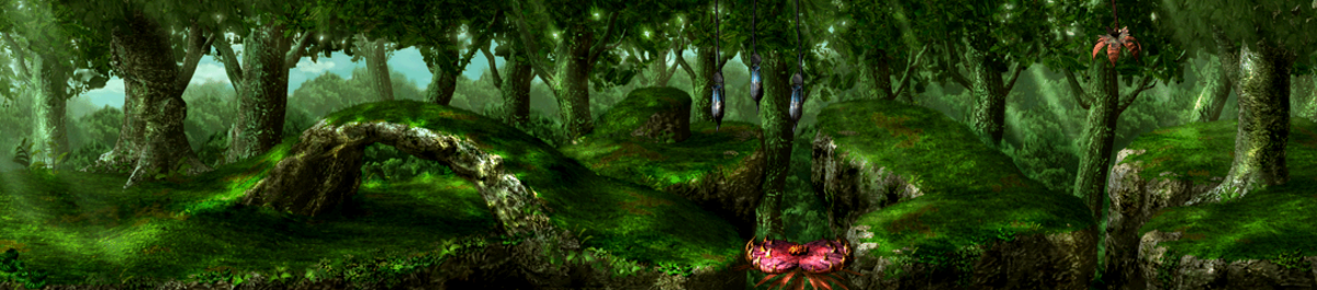 Ancient Forest Area 1