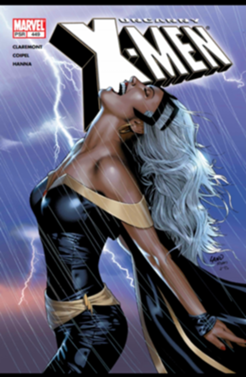 Storm (Modern) is probably the best 1-star character.
