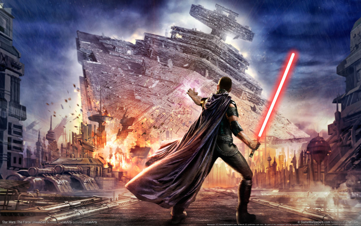 Starkiller from The Force Unleashed