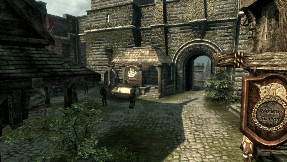 Open Cities, a Skyrim mod enables city gates to be open during the day and removes loading when entering cities and towns.