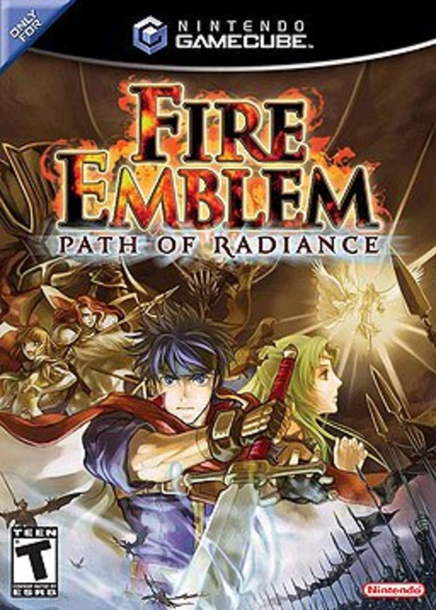 Fire Emblem: Path of Radiance boxart