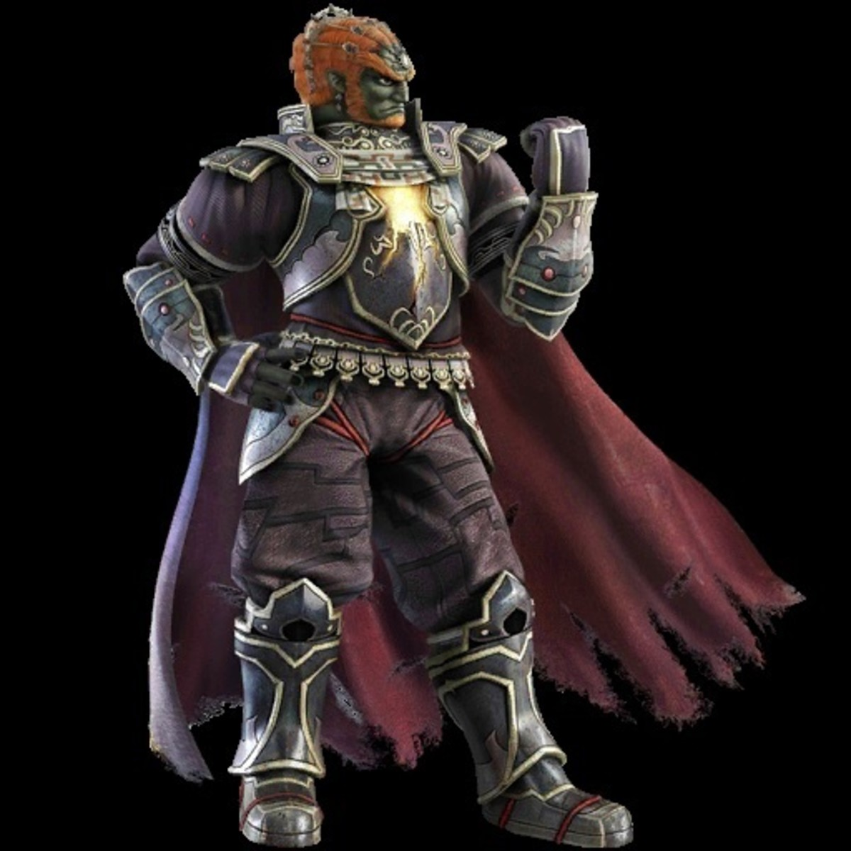 "Ganondorf in ""Smash 4"""
