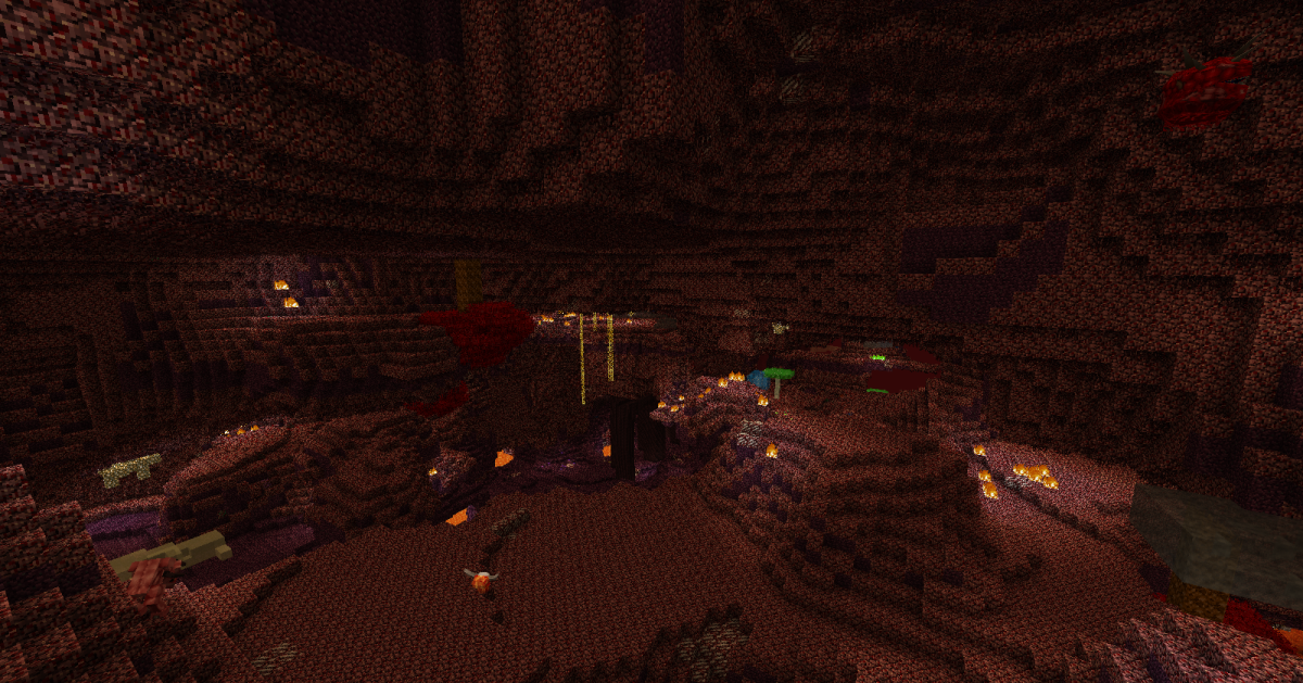 The Nether has almost as much danger as it does potential, but that is what makes it so wonderful to conquer.