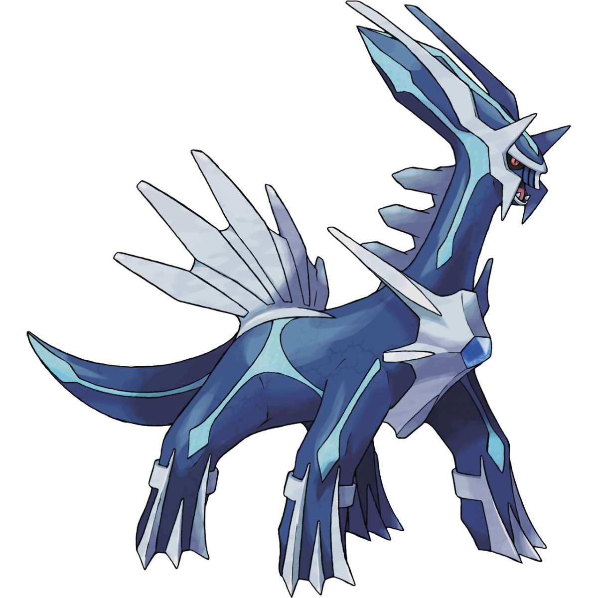 Legend tells of how Arceus made Dialga along with the others in this list.