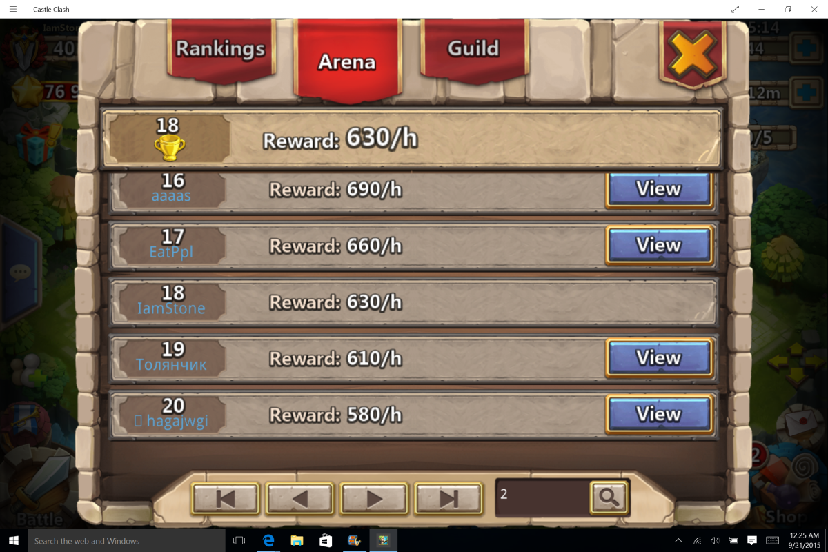 How to be a Top Player in Castle Clash (Mobile Empire