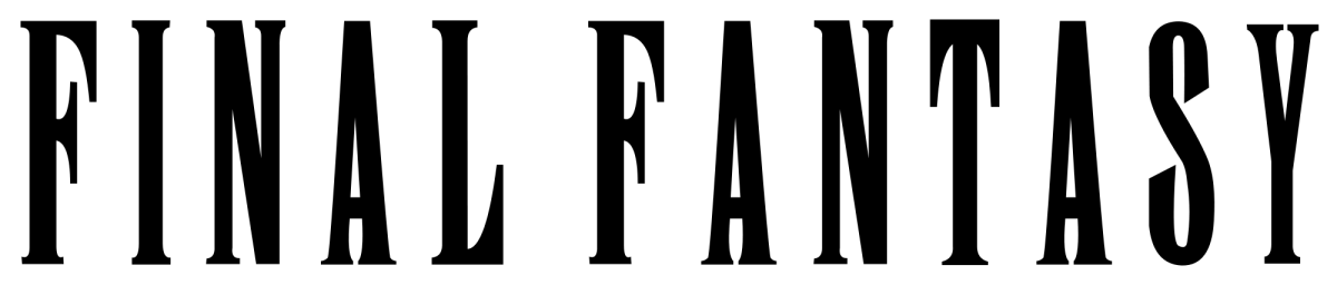 """Final Fantasy"" Logo"