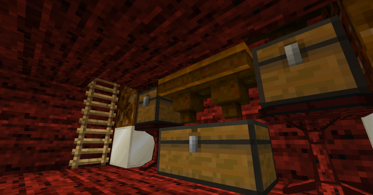 While players will still need to return to the Overworld to gather redstone, the new variations of hoppers, levers, buttons, and pressure plates means that those living in the Nether will still be able to enjoy a little automation.