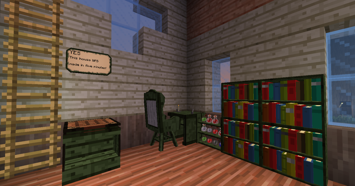 Natura is compatible with most mods, and has addons that allow its wood types to be used by Bibliocraft and Storage Drawers.