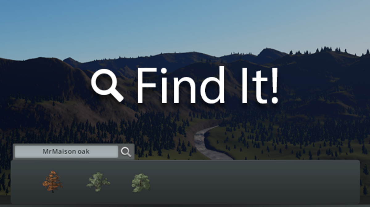 Find It! created by SamsamTS